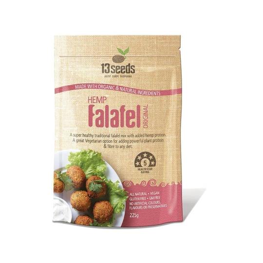Hemp Falafel