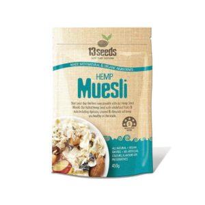 Hemp Museli
