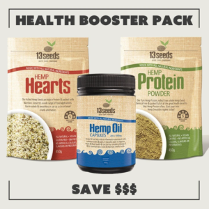 Hemp Health Booster