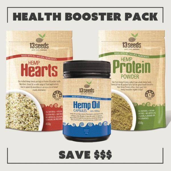 Hemp Health Booster
